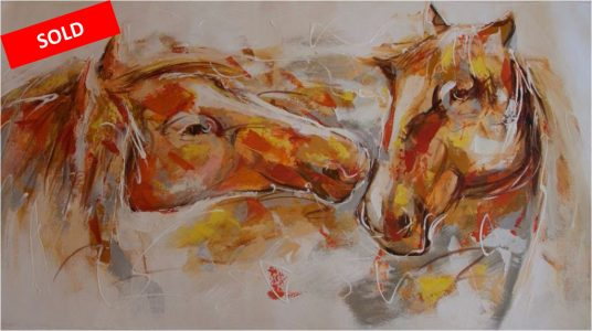 Equine_sold