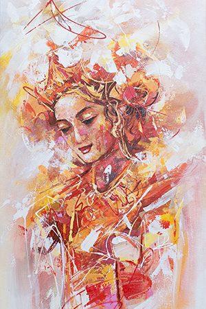 The Balinese Girl